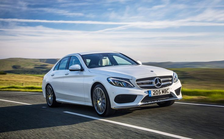 The Clarkson review: Mercedes C 220 BlueTec AMG Line (2014)