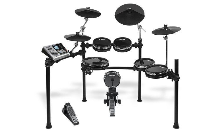 Alesis DM10 Studio Kit Electronic Drum Set http://www.drumperium.com/cat/electronic-drums/
