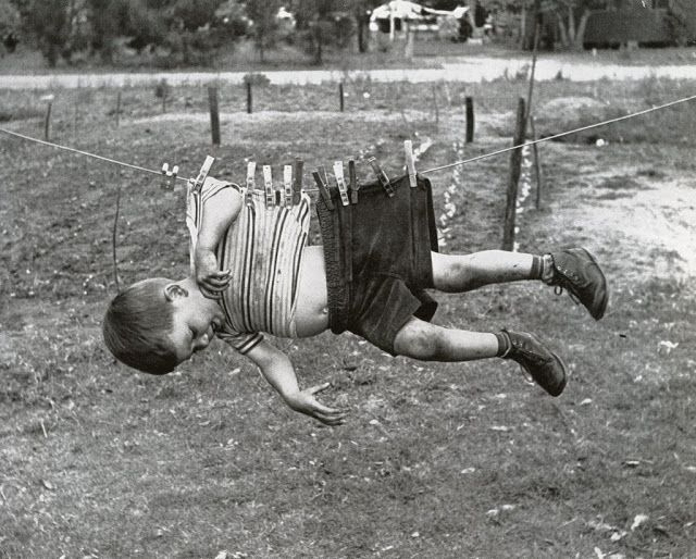 vintage everyday: Kids Always Make Us Laugh – 18 Funny Vintage Photos Show the Mischief of Children