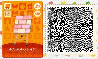 Animal Crossing Happy Home Designer Qr Codes