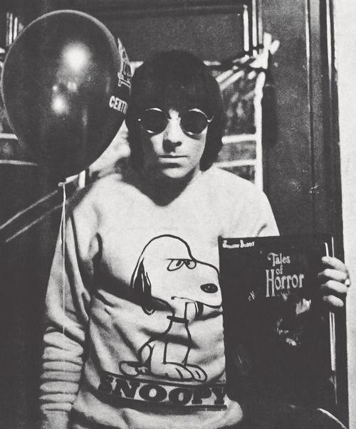 Keith Moon by Linda McCartney