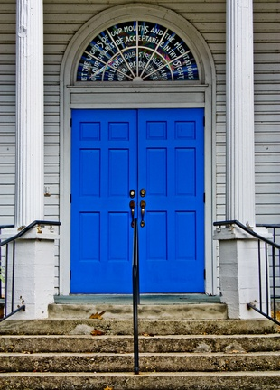 These are the beautiful blue doors \u0026 stained glass of the Nacoochee Presbyterian Church in Sautee-Nacoochee Georgia. I took this photo while vacationing in ... & 25 best Sautee Nacoochee Ga. images on Pinterest | Georgia Helen ...