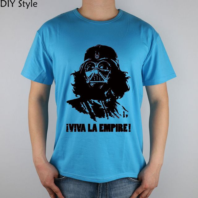 Fair price che Guevara style Darth Vader STAR WARS  t-shirts short sleeves high quality Fashion Brand t shirt men just only $10.00 with free shipping worldwide  #tshirtsformen Plese click on picture to see our special price for you