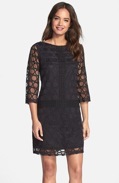 Maggy+London+Lace+Sheath+Dress+available+at+#Nordstrom