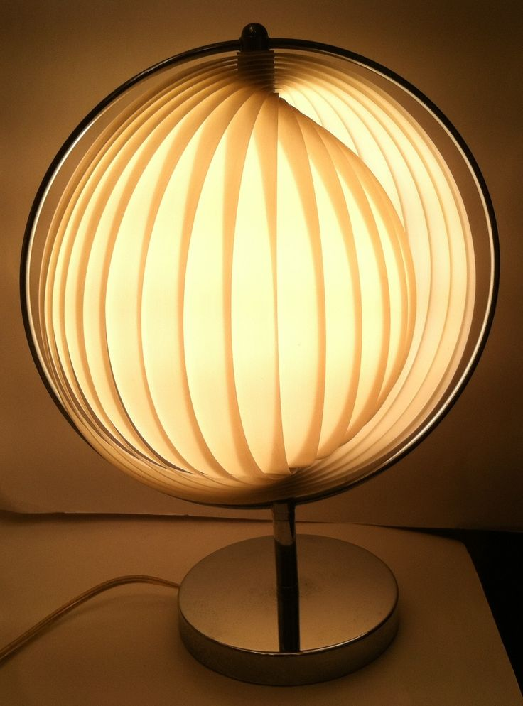 Verner Panton Moon Lamp ??? Antique Appraisal | InstAppraisal