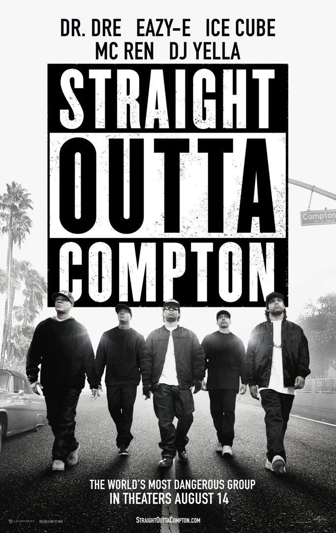 Straight Outta Compton (2015) Waych the Trailer! / O'Shea Jackson Jr., Corey Hawkins, Jason Mitchell Movie/