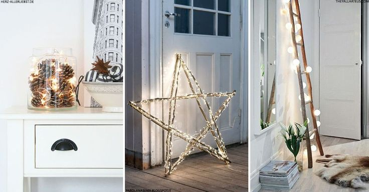 If you're yet to start your home Christmas beautifications, SL are on hand with five fresh ideas for modern yuletide decorations. From ferns to fairy lights, turn your abode into a modern winter wonderland...