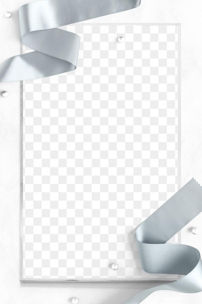 Christmas Festive Silvery Frame Png Free Image By Rawpixel Com Sasi Free Picture Frames Image Fun Frame Design