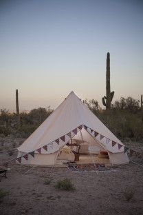 I want one! Not your Dad's camping tent. $950