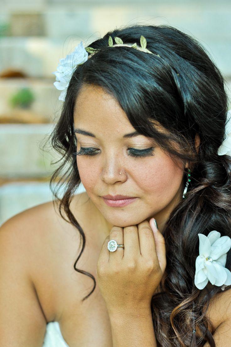 best 25+ side ponytail wedding ideas on pinterest   side ponytail