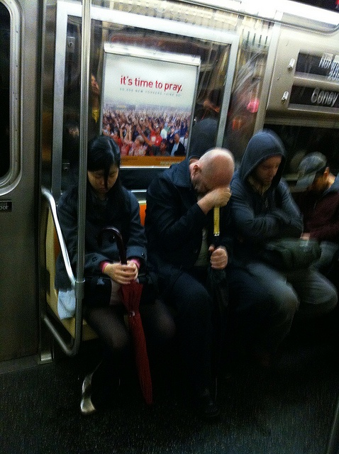 Super Effective Subway Advertising by extrabox, via Flickr: Photo