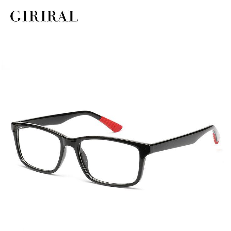 Men TR90 eyeglasses frame computer myopia brand designer clear optical eyewear frame #1043