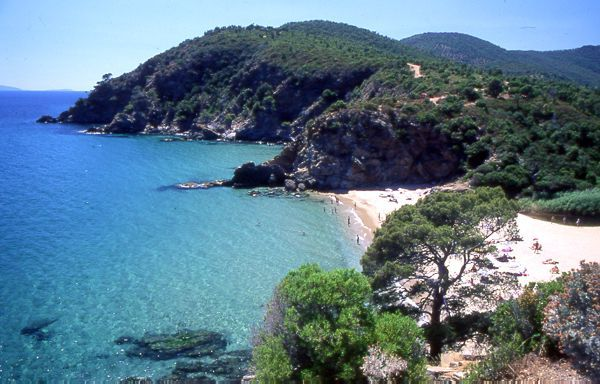 Hoping it's warm enough to spend some time on the beach next week.... France, Cavalaire