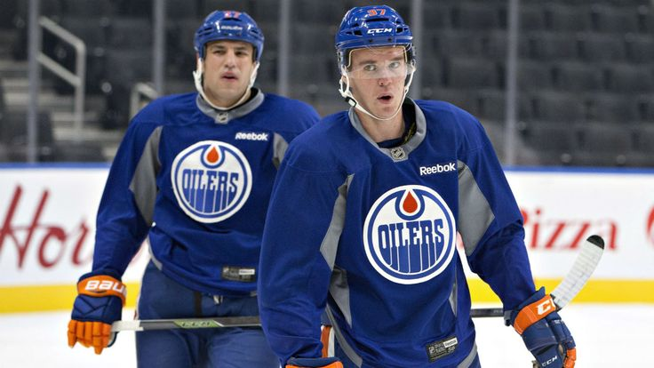 McDavid: Milan Lucic is almost a perfect winger for myself