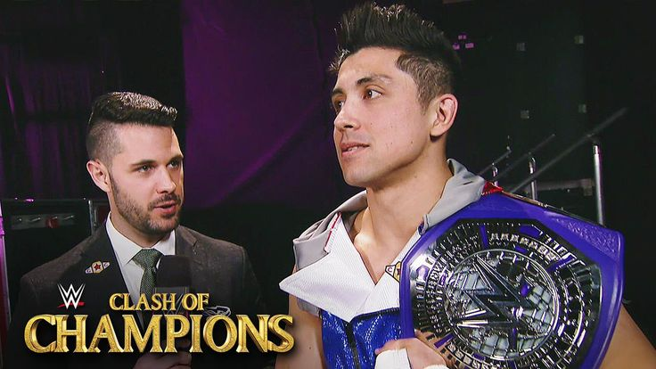 Is TJ Perkins prepared to defend the WWE Cruiserweight Championship against The Brian Kendrick on WWE Network?!