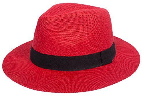 Porkpie Hat Summer Fashion Straw Fedora Hat   DRY77