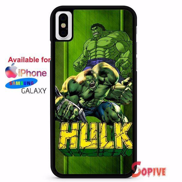 The Incredible Hulk Ultimate Destruction Phone Cases, iPhone Cases ...