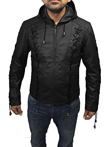https://www.amazon.com/Black-Stephen-Hooded-Leather-Jacket/dp/B06XNK5NVF/ref   Black Friday sale on Black Stephen Arrow Jacket available in discounted price  #usa #australia #canada #uk #france #itlay #garmany #BlackArrowJacket #ArrowStephenJacket #BlackHoodedJacket