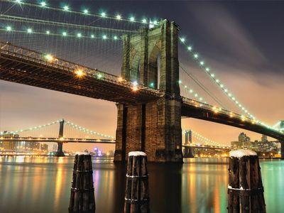 Brooklyn Köprüsü/New York, ABD