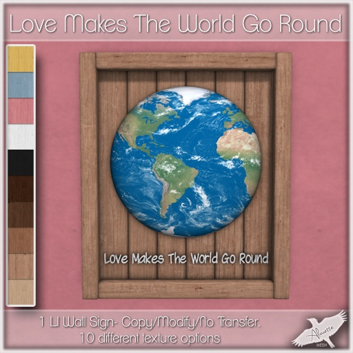 Alouette - Love Makes The World Go Round (AD) | Flickr - Photo Sharing!
