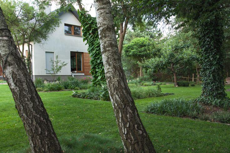 Ogród Magnolii - ogrody Ewy