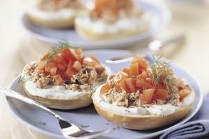 Recept BLT-sandwich - Brood.net