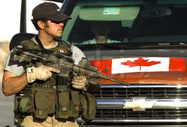 canada special forces  Joint Task Force 2 (JTF2)