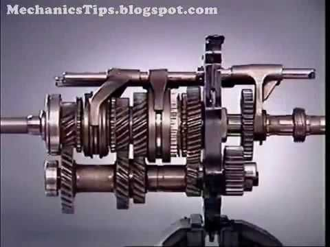 HOW IT WORKS: Car Transmission (720p) - YouTube