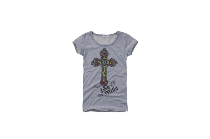 T-shirt woman #tshirt #womancollection   #fredmello  #fredmello1982 #newyork #springsummer2013 #accessible luxury #cool #usa #