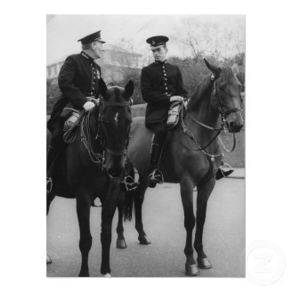 Mounted Constabulary 1960's Style