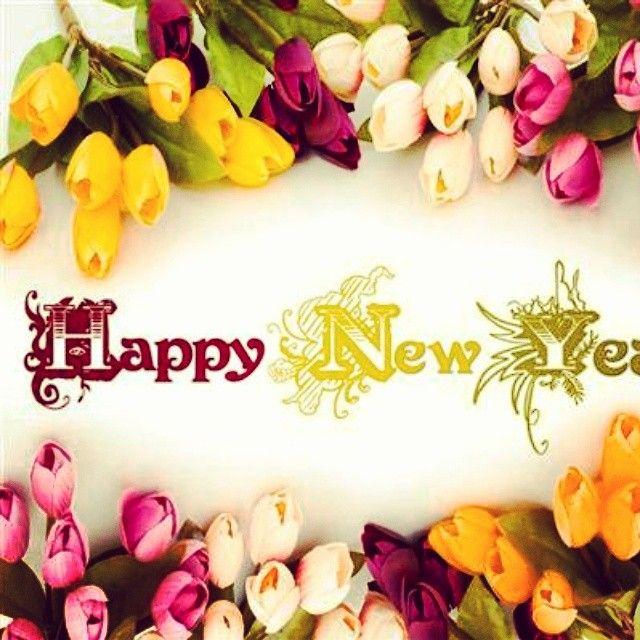 #Happy_new_year .... تنور لاله چنان برفروخت باد بهار که غنچه غرق عرق گشت و گل به جوش امد  نوروزتان خجسته باد امید به آن که سالی سرشار از موفقیت و بهروزی در پیش داشته باشید دوستان.