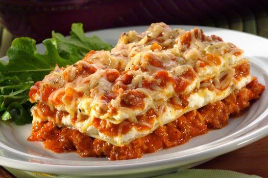 Recetas D'Artana: Lasagna Bolognesa