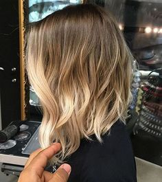 cool Стильные укладки на средние волосы в домашних условиях (50 фото) — Стоит сделать!