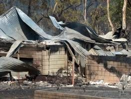 Fires force evacuations in NSW 2013 Bushfires