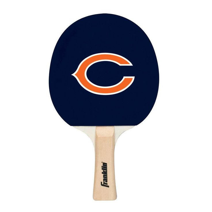 Chicago Bears NFL Table Tennis Paddle (1paddle)