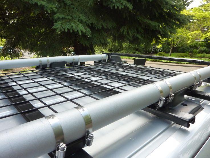 Diy Recessed Roof Rack Version 3 0 Second Generation
