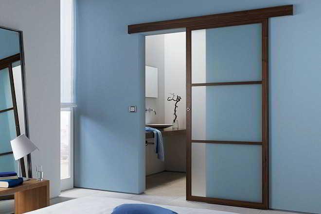27 best Desain Pintu Kamar Mandi PVC Kayu Aluminium