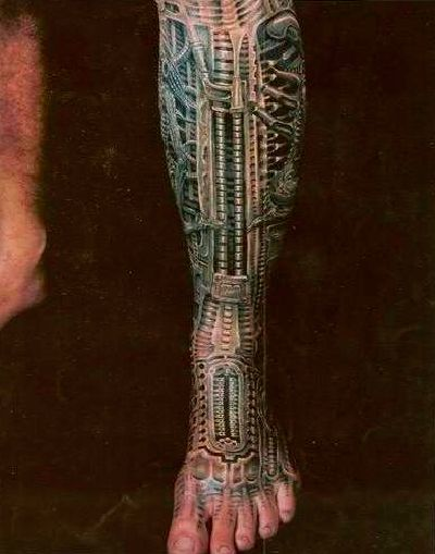 Tattoos for People Who Love Robots - Brotocol Droid | Guff