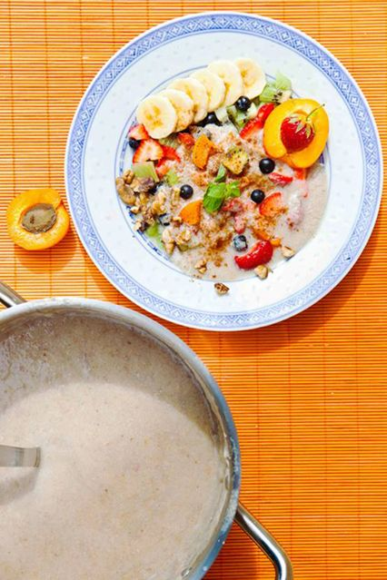 Hemsley & Hemsley recipe: Buckwheat Porridge