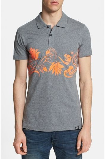 $33.49 for 55DSL 'Timple' Cotton Polo @ Nord Strom - Hot Deals