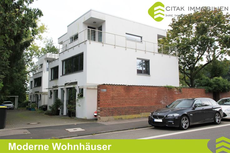 Köln-Pesch-Moderne Wohnhäuser