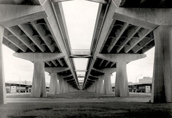 Pier Luigi Nervi, Viadotto Corso di Francia