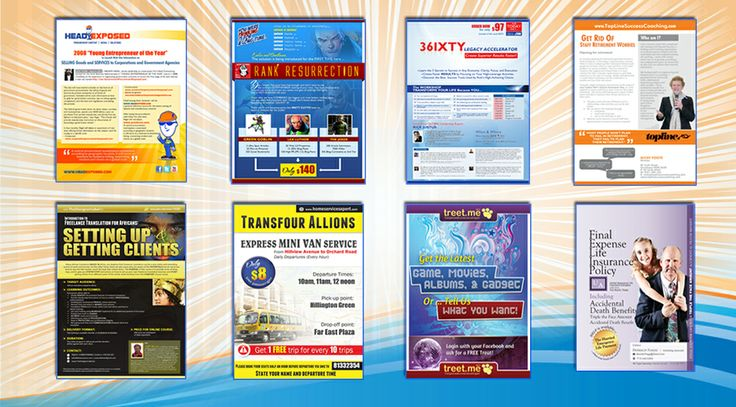 wisebrother: create a High Quality Flyer Design for $5, on fiverr.com