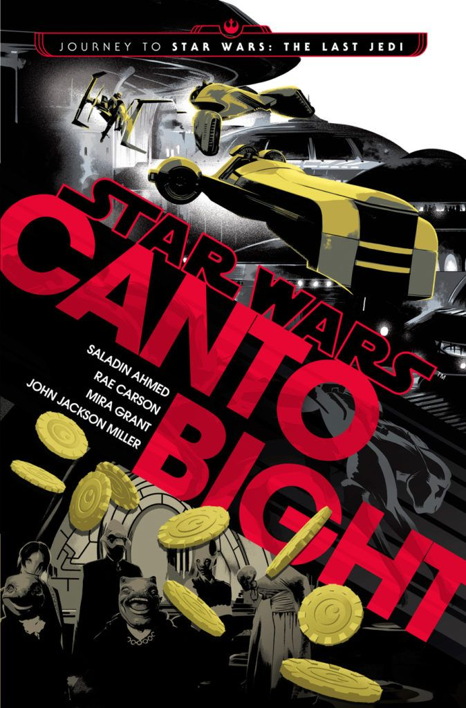 4 Reasons Canto Bight Is an Essential Read Star Wars Collection