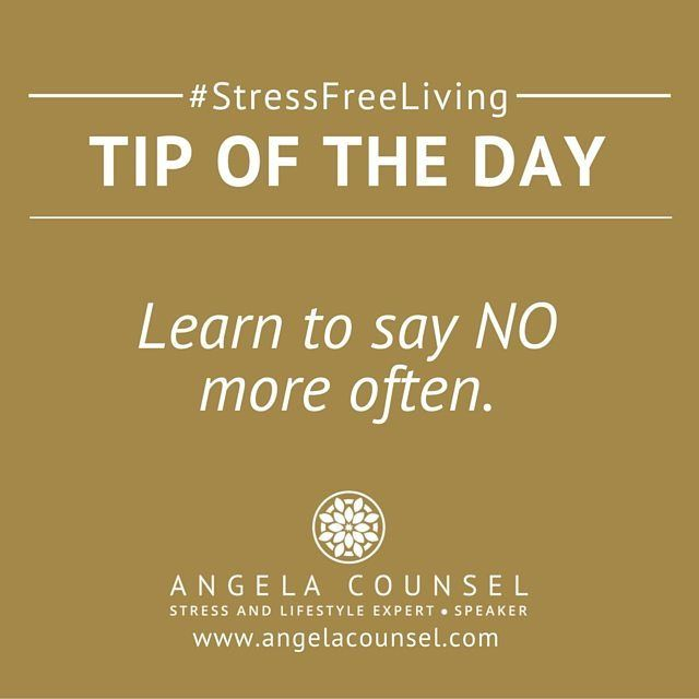 """There is a saying 'if you want something done then ask a busy woman to do it"""". But what is happening to that busy woman?  It is likely that she is stressed and pushing herself to burnout because she hasn't learnt to say """"NO"""". It is okay to say no to anything that is not in alignment with your highest values.  Saying no doesn't make you a bad person it makes you someone who is really clear on what is important.  If there is something in your life that isn't serving you then take the first…"""