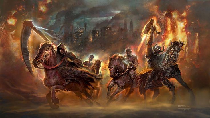 El Apocalipsis:  Los cuatro jinetes   HD