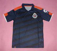 17-18 Chivas Away Replica Football Shirt