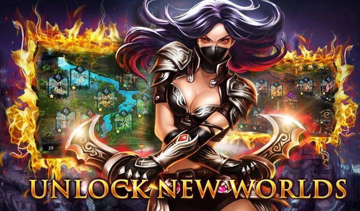Goddess Arena Android Apk - Oyun Hileleri