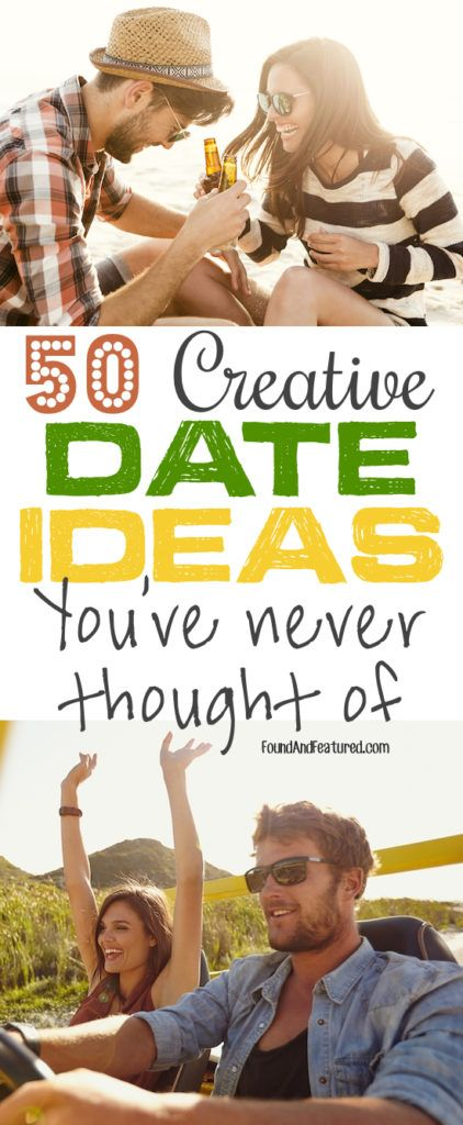Break out of your love rut and try these seriously creative date ideas!