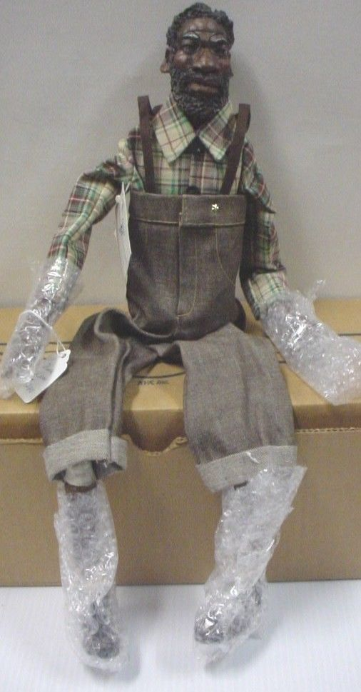 Rare New Daddy`s Long Legs Uncle Leon DL34E